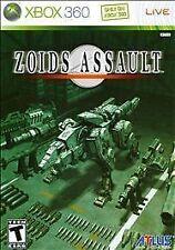 Zoids Assault Microsoft Xbox 360