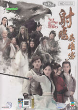 The Legend Of The Condor Heroes _ Chinese Drama DVD _ English Sub _ PAL Region 0