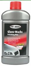RS1000 Glanz-Wachs Polishing Wax Glanz-Wachs 500 ml Grundpreis 13,98€/L 57301
