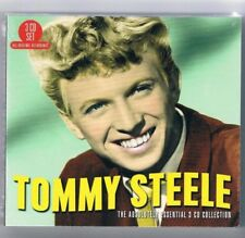 Tommy Steele - Absolutely Essential 3 CD Collection, 60 Titel / 3er CD Neuware