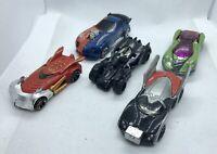 Hot Wheels & Majorette DC Marvel Die Cast Car Bundle Joblot