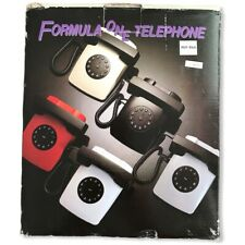 Vintage and Rare Pay N Pack Formula One Touchtone Telephone