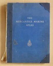 Antique World Atlas 1950-1959 Date Range