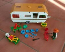 Playmobil alter Wohnwagen, gebraucht, nicht komplett