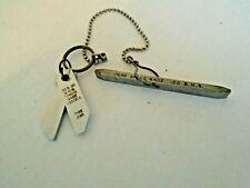 Estate Vintage 30 & 50 Cal Bmg Headspace Timing Gauge Gage Tool Tools