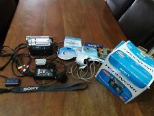 Sony DCR-TRV270E Handycam Digital 8 Camcorder boxed Video Camera