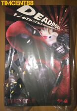 Ready! Hot Toys MMS490 Deadpool 2 New 1/6 Figure 2.0 Wade Wilson