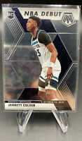 2020 Mosaic NBA Debut Jarrett Culver Timberwolves RC Rookie Card