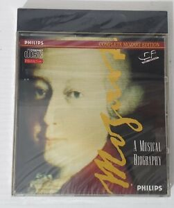 Mozart a Musical Biography Philips CDI Nuovo