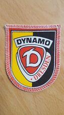 Aufnäher Fanartikel SG Dynamo Dresden 2.Bundesliga  ca 8x6 cm