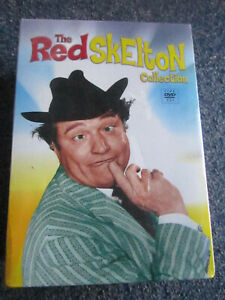 DVD THE RED SKELTON COLLECTION BOX SET BRAND NEW SEALED GREAT *** MUST SEE ****