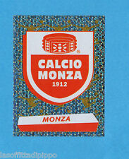 PANINI CALCIATORI 2000/2001- Figurina n.517- MONZA - SCUDETTO/BADGE -NEW