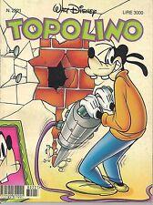 TOPOLINO N° 2221 - 23 GIUGNO 1998