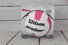 Wilson Pro Tour Pink Indoor Volleyball