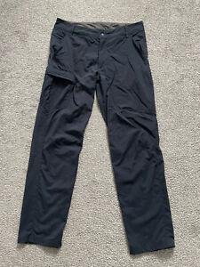 Mens Blue Berghaus Trousers Size 34w/32L
