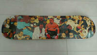 Skateboard deck 5boro limited 250 pieces Mike Tyson Vintage Rare from Japan P5