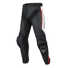 Dainese Misano Perforated leather sports race track jeans
