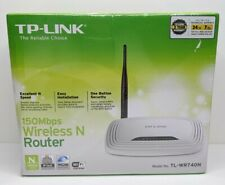 TP-Link TL-WR740N 150 Mbps Wireless N Router Brand New Sealed Free Shipping