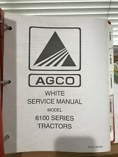 AGCO DEUTZ ALLIS 6100 SERIES (6125 / 6145 / 6175 / 6195 TRACTOR Service Manual