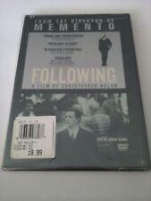 Following (DVD, 2001) Alex Haw BRAND NEW