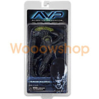 "NECA Grid Alien Xenomorph Warrior AVP 7"" Action Figure 1:12 Aliens Series 7 New"