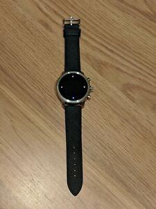 Fossil Q Explorist Gen 3 45mm Stainless Steel Smartwatch DW4A - FTW4000
