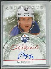 Sam Gagner 12/13 Upper Deck Artifacts Autograph