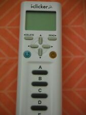 iClicker 2 Student Response Remote i-Clicker 2 Tested Great Condition Free ship