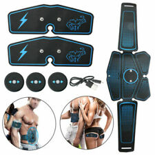 Magic ABS EMS-Bauchmuskel Sixpack Muskeltrainer Fitness Fernbedienung Muskel DE