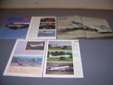 VINTAGE..DOUGLAS DC-3 HISTORY..HISTORY/PHOTOS/DETAILS...RARE! (220P)