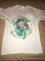 Vintage The Cure shirt Prayer Tour 1989 Reprint