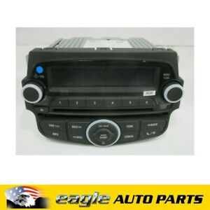 HOLDEN MJ BARINA SPARK CD / RADIO PACKAGE 2014 # 95382830