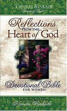 Reflections from the Heart of God : Devotional Bible for Women (2001, Hardcover)