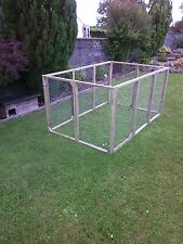 7 aviary panels for chicken, ducklings, hen,rabbits, guinea pigs, cat,dog pets