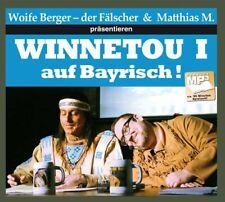 Winnetou I auf bayrisch, Audio, MP3 Berger, Wolfgang
