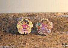 Dora The Explorer Magic Towel Washcloth Set of 2 New