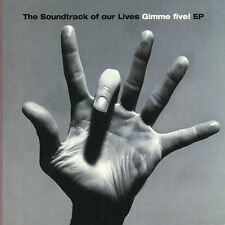 THE SOUNDTRACK OF OUR LIVES Gimme Five! EP cd NEAR MINT