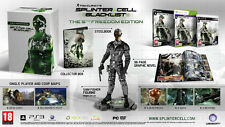 Splinter Cell Blacklist The 5th Freedom Collector's Edition PS3 PAL AUS *NEW*