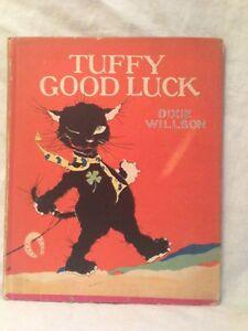 Dixie Willson / Ilona de Karekjarto - Tuffy Good Luck - 1927, Volland Sunny Book
