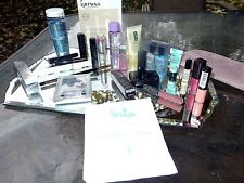 LARGE COSMETICS MAKE-UP LOT 25 PC LANCOME+  CLINIQUE MANY FULL SIZE