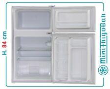 Frigorifero con Doppia Porta a 2 Porte in Classe A+ Piccolo Congelatore Mini BAR