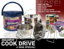DreamPot Thermal 5L Camping, Home, Caravan,Travel, Slow Cooker