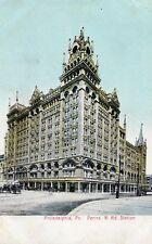 PHILADELPHIA - Pennsylvania - Penna R. Rd. Station - Original Postcard (BBN)