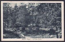 SONDRIO VAL MASINO 10 MASINO BAGNI Cartolina viaggiata 1931