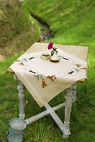 Vervaco - Tablecloth - Cross Stitch Kit - Cats of all Colours - PN-0148520