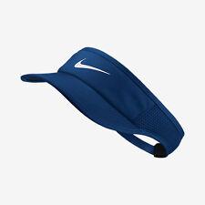 New Nike Women's AeroBill Feather Light Visor 899656  Tennis Run Golf Adjustable