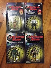 1995 BANDAI Saban's MASKED RIDER Action Figure Vintage Ferbus Dex Green Gold
