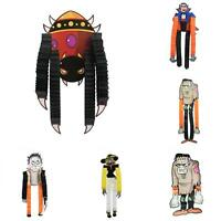 KE_ BL_ KQ_ Halloween Decoration Props Witch Beetle Witch Foldable Hanging Pap