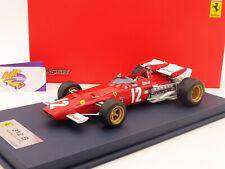 """Look Smart LSF1H14 # Ferrari 312 B Austria GP 1970 Winner """" Jacky Ickx """" 1:18"""