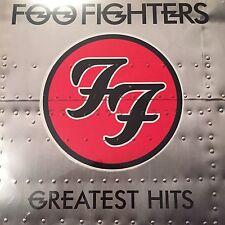FOO FIGHTERS GREATEST HITS - 2 X VINYL LP  GATEFOLD SLEEVE - NEW + SEALED
